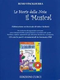 La Storia delle Note il Musical con CD