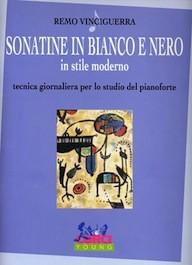 Sonatine in Bianco e Nero in Stile Moderno
