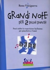 Grandi Note per 2 Piccoli Pianisti