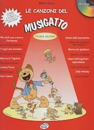 Le Canzoni del Musigatto Vol.2
