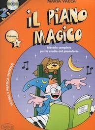 Il Piano Magico Vol.1 con CD
