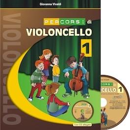 Percorsi di violoncello 1 + CD