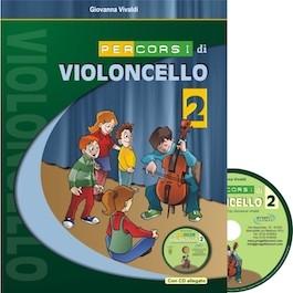 Percorsi di violoncello 2 + CD