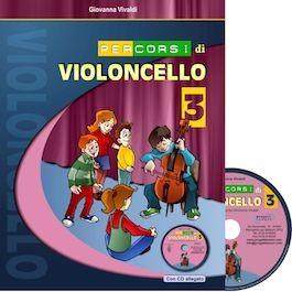 Percorsi di violoncello 3 + CD