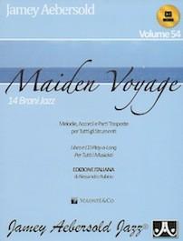 Maiden Voyage vol.54 con CD