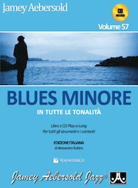 Blues Minore in Tutte le Tonalita' vol.57 con CD