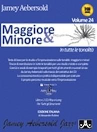 Maggiore & Minore in tutte le tonalita' vol.24 con 2CD