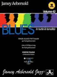 Blues in tutte le tonalita' vol.42 con CD