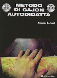 Metodo di Cajon Autodidatta con DVD