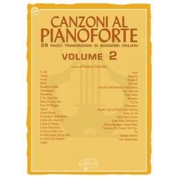 Canzoni al Pianoforte vol.2 Nuova Edizione