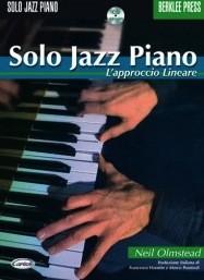 Solo Jazz Piano - L'Approccio Lineare con CD