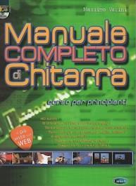Manuale completo di chitarra + DVD ROM
