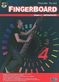 Fingerboard Volume 4 - Arpeggiology - video on web