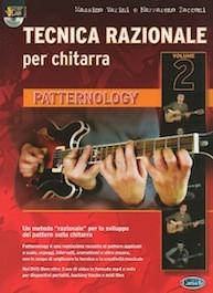 Tecnica Razionale per Chitarra vol.2 Patternology con DVD