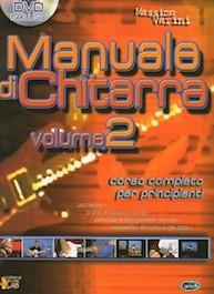 Manuale di Chitarra vol.2 con DVD