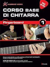 Corso base di chitarra - Fingerboard vol.1 video on web