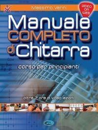 Manuale completo di chitarra video on web