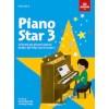 Piano Star 3 - 24 brani per giovani pianisti. Livello: Prep Test al Grado 1