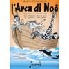 L'arca di Noe' - pezzettini melodici per pianoforte nell'estensione delle 5 dita da suonare e cantare.