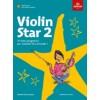 Violin star vol.2 con CD - 31 brani progressivi per violinistii fino al Grado 1 (Libro dello studente)