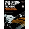 Mastering Alternate Picking con CD