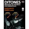 Ditones Metodo di tecnica chitarristica con DVD