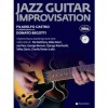 Jazz Guitar Improvisation con CD